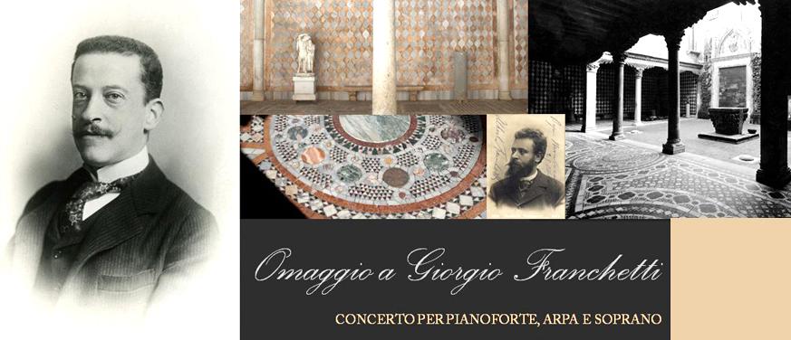 Venezia - omaggio Franchetti 2015