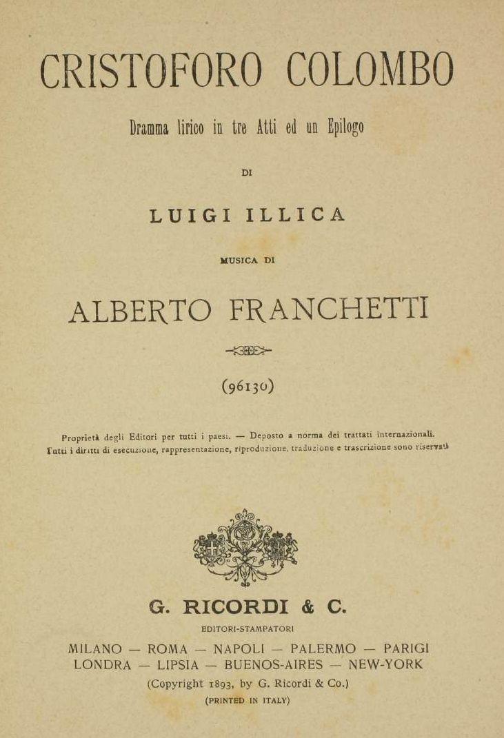 Cristoforo Colombo - libretto front interno OK