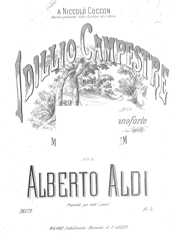 Franchetti_Idillio campestre per pianoforte e melodium-FRONT